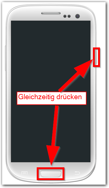 Samsung Galaxy mini 2 S6500: Screenshot erstellen
