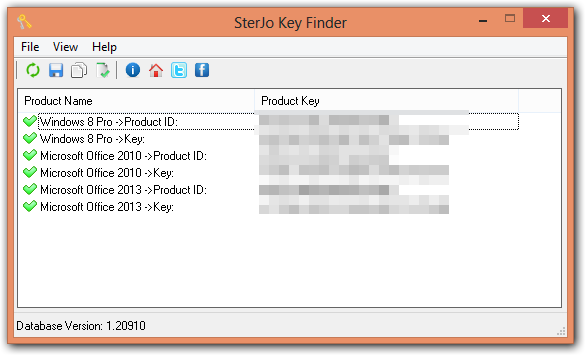 SterJo Key Finder