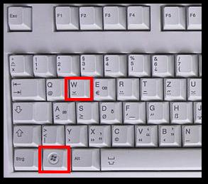 Windows 8: Bildschirmausrichtung ändern (Bildschirm drehen ...
