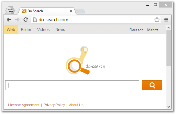 do-seach.com Screenshot // www.do-seach.com // do search Virus Hijaker