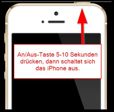 iphone 5s mail account löschen