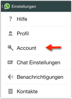WhatsApp-Account