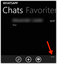 Windows Phone Whatsapp Zuletzt Online Nicht Anzeigen