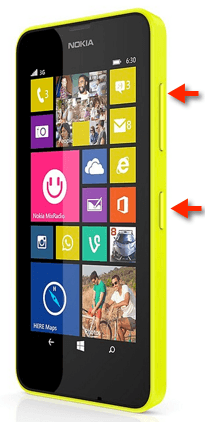 Windows Phone 8.1: Screenshots erstellen