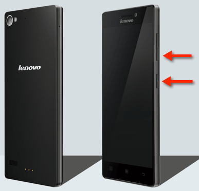 Lenovo Vibe X2 Pro: Screenshot (Hard Copy, Bildschirmfoto) machen