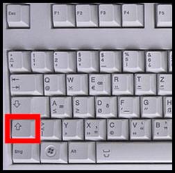 computer im abgesicherten modus starten