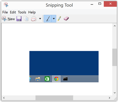 Windows 10: Screenshot mir dem Snipping Tool bearbeiten