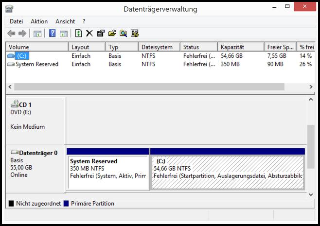 Windows 10: Datenträgerverwaltung öffnen/anzeigen - TechFrage
