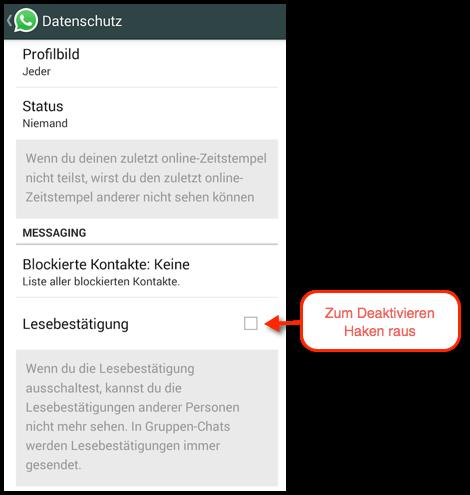 Whatsapp Meldung Veraltete Version