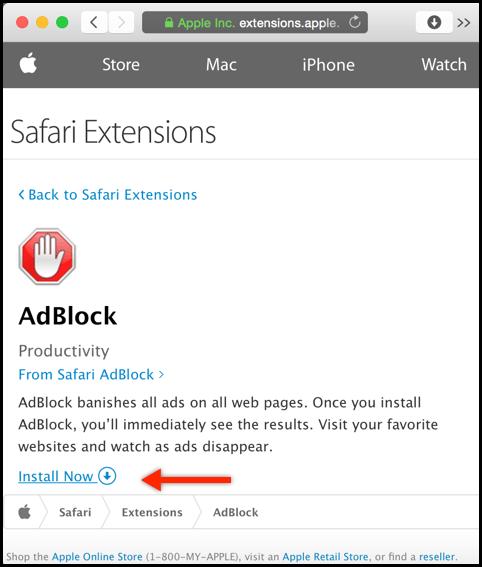 Mac: AdBlock für Safari installieren - TechFrage