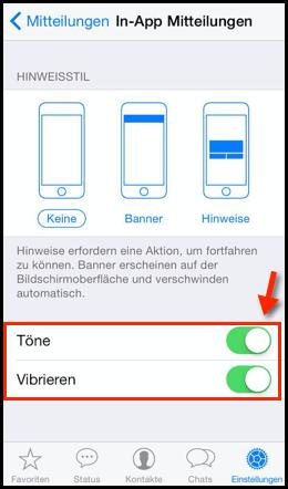 nicht zugestellte whatsapp nachricht löschen