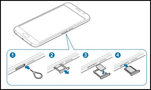 Samsung Galaxy S6 Sim Karte Einlegen.Samsung Galaxy S6 Welche Sim Karte Nano Sim Techfrage