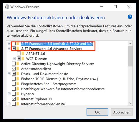 framework windows 10 reparieren