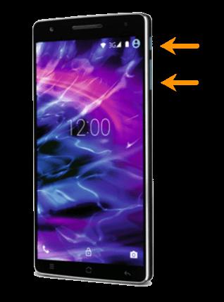 Screenshot Mit Smartphone